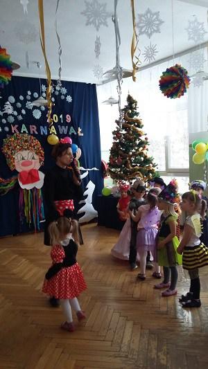 W Karnawale Same Bale Przedszkole Miejskie Nr 11 W Pruszkowie